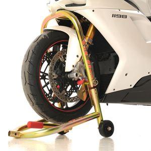 Hybridstöd fram, Ducati