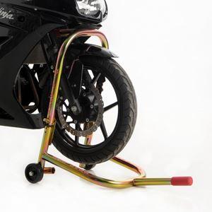 Depåstöd fram, hybrid, gaffelkrona - Ducati Panigale
